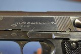 EARLY NAZI SLOTTED ViZ 35 RADOM PISTOL……… D BLOCK LATE SLOTTED…. NICE! - 3 of 12