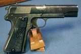 EARLY NAZI SLOTTED ViZ 35 RADOM PISTOL……… D BLOCK LATE SLOTTED…. NICE! - 2 of 12