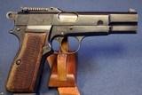 NAZI FN TANGENT SIGHT HI POWER EARLY WaA103 PROOFED VERY SHARP! - 4 of 9