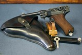 IMPORTANT & EXCEPTIONALLY RARE 1939 MAUSER BANNER LUGER POLICE EAGLE K MARKED……FULL 2 MATCHING MAG RIG!!!…… 2nd RAREST BANNER LUGER!