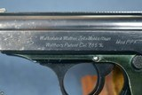 VERY SCARCE EARLY 1935 PRODUCTION LIGHTWEIGHT DURAL FRAME WALTHER PPK PISTOL……VERY SHARP!!! - 4 of 10