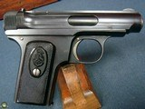 "EXCEEDINGLY RARE AND EXQUISITE J.P. SAUER MODEL 1926 ""EXPORT MODEL"" 7.65 MM PISTOL…….""THE MISSING LINK"" - 2 of 17"