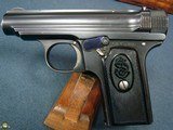 "EXCEEDINGLY RARE AND EXQUISITE J.P. SAUER MODEL 1926 ""EXPORT MODEL"" 7.65 MM PISTOL…….""THE MISSING LINK"""