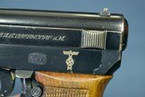 EXCEPTIONAL GERMAN KRIEGSMARINE MODEL 1934 MAUSER PISTOL WITH MATCHING MAG…….VARIATION 1….TOP EXAMPLE! - 7 of 12