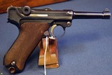 "VERY RARE KRIEGHOFF BLANK CHAMBER REWORK SNEAK LUGER…..EARLY LUFTWAFFE ""EAGLE 9"" PROOFED!"