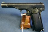 FN MODEL 1922 DUTCH PISTOL…PISTOOL M25 NO.2…VERY SHARP EXAMPLE