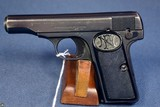 VERY SCARCE EARLY NAZI OCCUPATION ASSEMBLED FN MODEL 1910 PISTOL…..MINT SHARP!!!