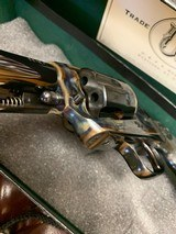 USFA .22LR .22 MAGNUM COMBINATION US FIRE ARMS REVOLVER EXCELLENT WITH BOX, P[APERS, SOCK. - 4 of 25
