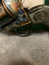 USFA .22LR .22 MAGNUM COMBINATION US FIRE ARMS REVOLVER EXCELLENT WITH BOX, P[APERS, SOCK. - 25 of 25