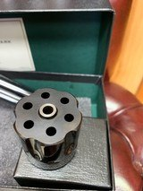USFA .22LR .22 MAGNUM COMBINATION US FIRE ARMS REVOLVER EXCELLENT WITH BOX, P[APERS, SOCK. - 11 of 25