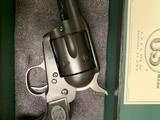USFA .38 REVOLVER. NEW IN BOX WITH ACCESSORIES. US FIRE ARMS - 10 of 10