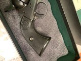 USFA .38 REVOLVER. NEW IN BOX WITH ACCESSORIES. US FIRE ARMS - 2 of 10