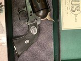 USFA .38 REVOLVER. NEW IN BOX WITH ACCESSORIES. US FIRE ARMS - 7 of 10