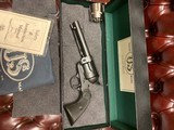 USFA .38 SPECIAL 4 3/4 UNFIRED IN BOX 100% US MADE EXTRA 9MM CYLINDER US FIRE ARMS REVOLVER