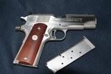 colt series 80 commander gold cup national match custom addition