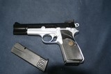 browning two tone 9mm practical hipower - 3 of 3