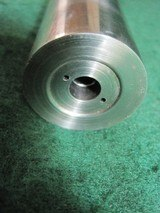 Heavy Bench Rest Target Barrel Stainless RW Hart