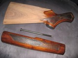 Winchester Model 120 1200 1300 Wood Stock and Forend 12 Gauge