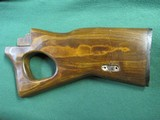 AK-47 Wood Laminated Thumb Hole Butt Rear Stock