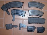 Lot of 8 SKS Magazine Clips
