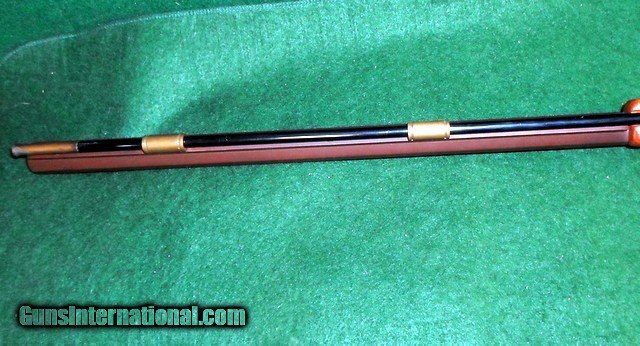 Near Mint CVA 32 cal Squirrel Rifle Muzzle Loading Black