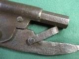 Antique Blacksmith Made 45cal Set Gun Animal Trap Trapper Gun - 11 of 13