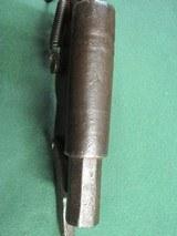 Antique Blacksmith Made 45cal Set Gun Animal Trap Trapper Gun - 13 of 13