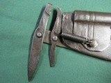 Antique Blacksmith Made 45cal Set Gun Animal Trap Trapper Gun - 10 of 13