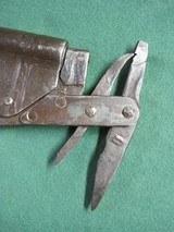 Antique Blacksmith Made 45cal Set Gun Animal Trap Trapper Gun - 6 of 13