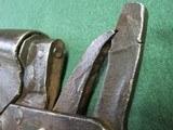 Antique Blacksmith Made 45cal Set Gun Animal Trap Trapper Gun - 7 of 13