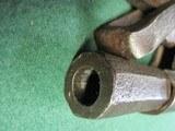 Antique Blacksmith Made 45cal Set Gun Animal Trap Trapper Gun - 12 of 13