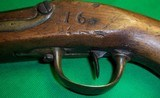 Parts Pistol- French Napoleonic Model An XIII Cavalry Pistol Converted to Percussion - 13 of 14