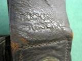 US Post Civil War 1873 Button Bayonet Scabbard Rock Island Arsenal - 4 of 9