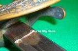 US Militia Eagle Head Sword & Scabbard - 12 of 12