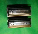 Two Used Magazine for Winchester Model 100 308 or 243 Blued 4 Round Mag CLIP 100 MAG - 1 of 6