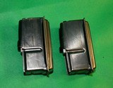 Two Used Magazine for Winchester Model 100 308 or 243 Blued 4 Round Mag CLIP 100 MAG - 2 of 6