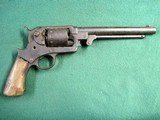 Civil War Relic Dug Starr Pistol