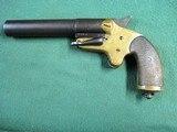 WWI French Mecanicarm Mod. 1917 25mm Flare Pistol