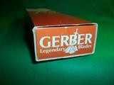 Gerber Combat Fighting Survival Knife w Sheath & Box No 5705 - 7 of 9