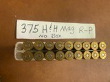 Ammo 88 Rounds 375 H & H Magnum 270 grain Bullets - 9 of 10