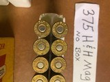 Ammo 88 Rounds 375 H & H Magnum 270 grain Bullets - 4 of 10