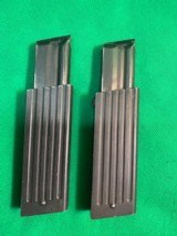 Two Iver Johnson 22 cal. M1 Carbine Erma Magazine - 1 of 7