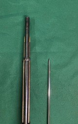 1853 Enfield Percussion 58cal by ARMI SPORT Civil War Reproduction NEAR MINT with Bayonet - 11 of 19