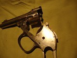 Harrington & Richardson Small Frame 32 S&W Nickle Hammerless Parts