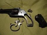 Harrington & Richardson Old Model Small Frame 32 S&W Hammerless Revolver Parts