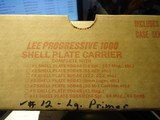 Lee Progressive 1000 Shell Plate Carrier #12 for7.62x39 - 4 of 4