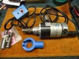 Dillon Model RT 1200 Case Trimmer w/ 223, 300 Win Mag, 308 dies