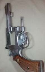 Smith & Wesson Model 67-1 Revolver - 11 of 17