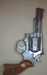 Smith & Wesson Model 67-1 Revolver