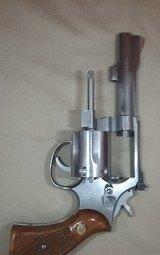 Smith & Wesson Model 67-1 Revolver - 6 of 17